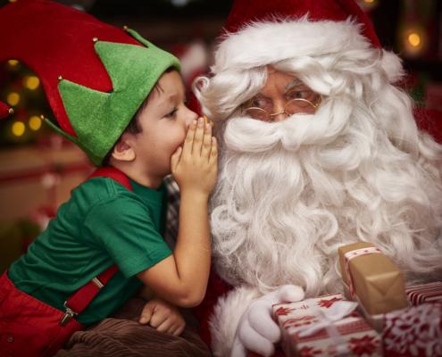 Santa Little Learners 2019