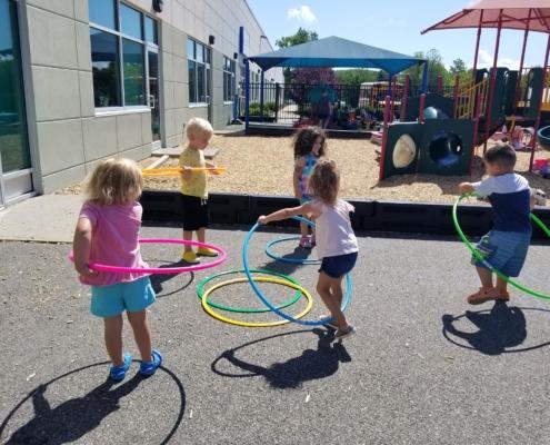 Rockaway Preschool Summer Camp re-opening
